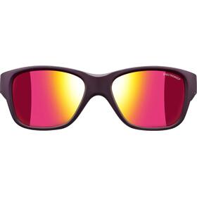 Julbo Turn Spectron 3CF Sunglasses 4-8Y Kinder aubergine/pink-multilayer pink